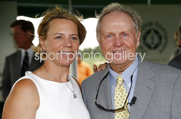Annika Sorenstam & Jack Nicklaus Memorial Tournament 2014
