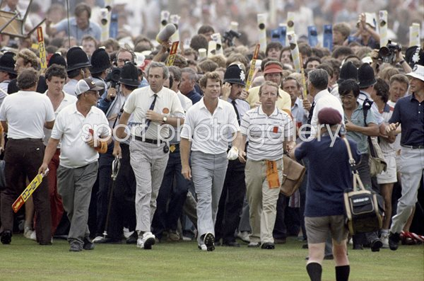 Tom Watson Open Champion Royal Birkdale 1983