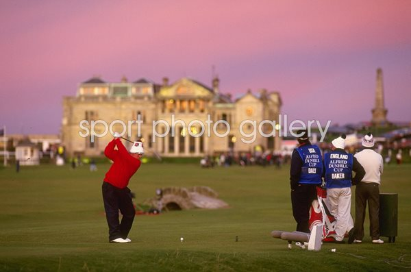 John Daly USA Dunhill Links St Andrews 1993