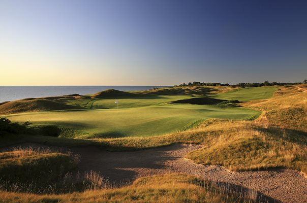Whistling Straits, Kohler, Wisconsin 11th Hole