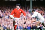 Ieuan Evans Wales v England 5 Nations Twickenham 1988 Prints