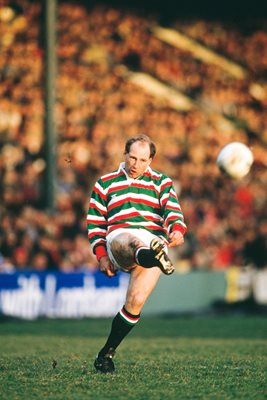 Dusty Hare Leicester Tigers Fullback 1985