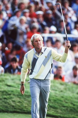 Greg Norman Australia British Open Champion Turnberry 1986