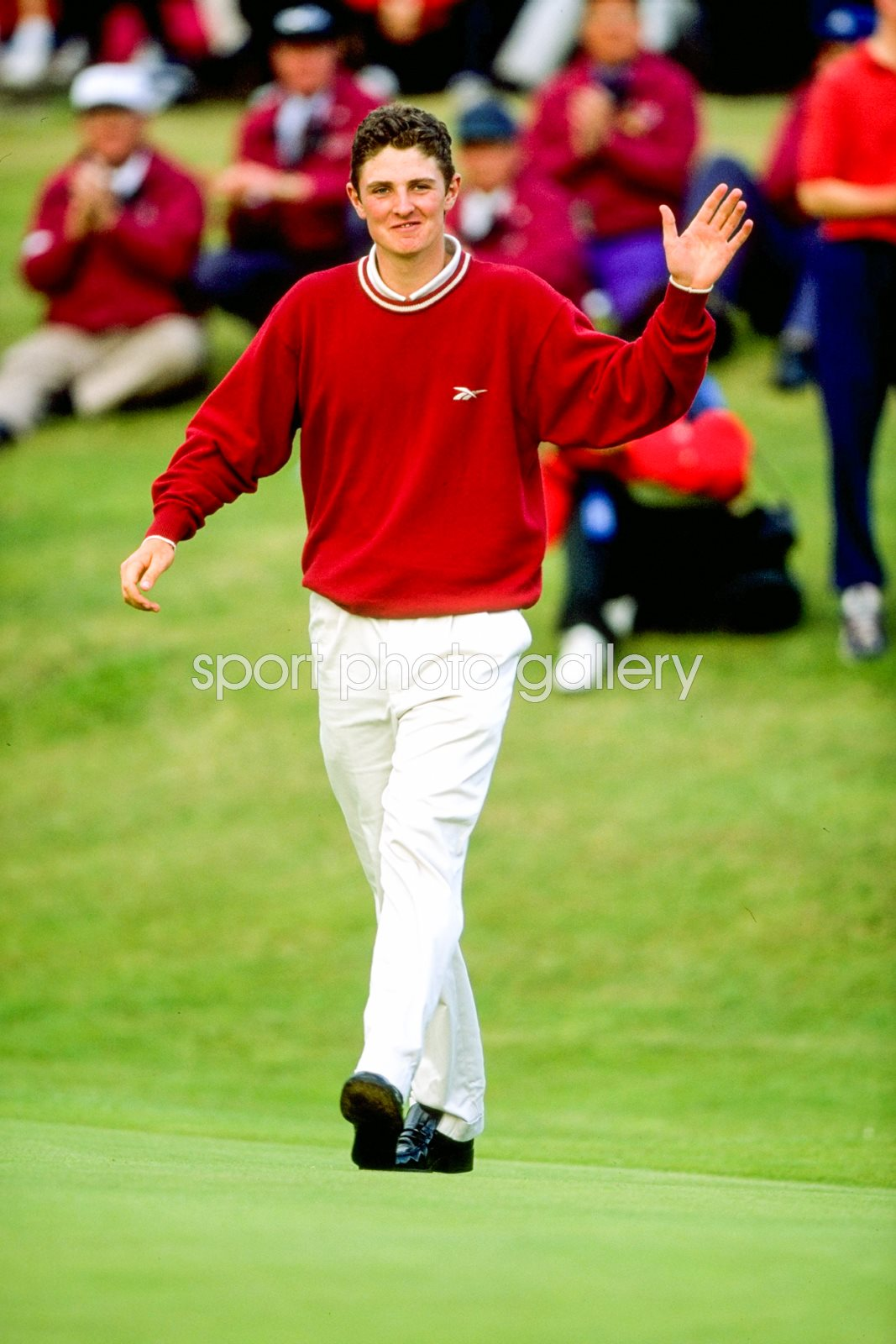 Justin Rose British Open Royal Birkdale 1998