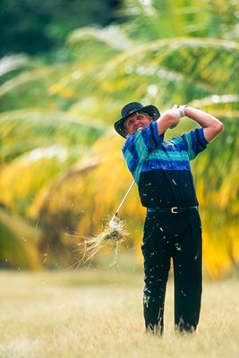 Greg Norman Johnnie Walker World Championships, Jamaica 1991