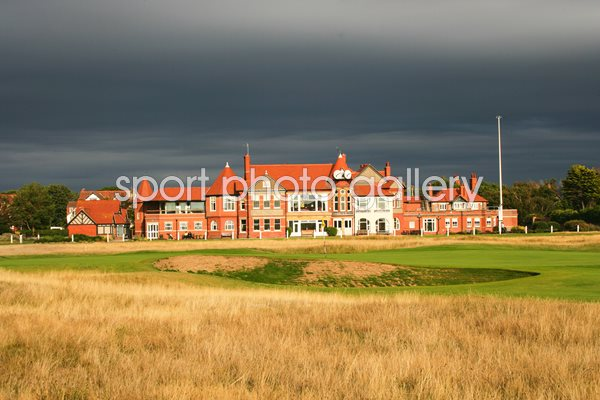 Royal Liverpool Golf Club Hoylake 2006 British Open venue