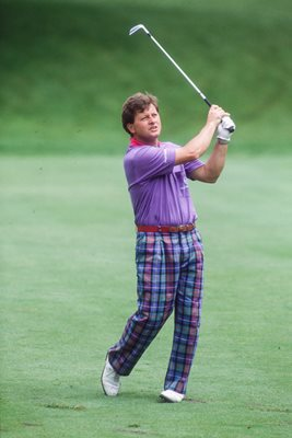 Ian Woosnam US Open at Oak Hill Country Club 1989