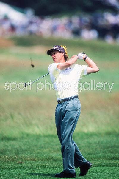 Mark Roe US Open at Shinnecock Hills 1995