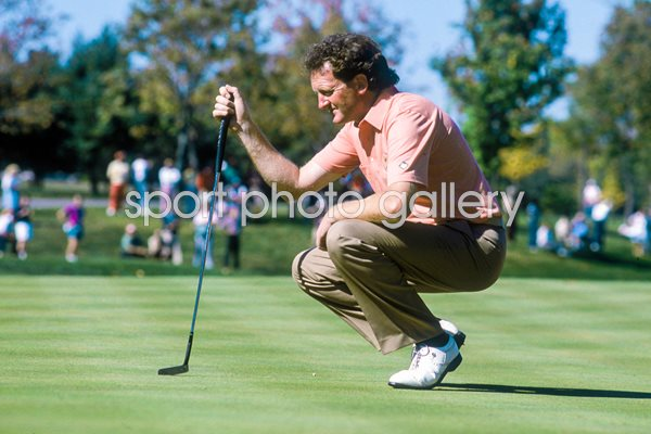 Eamonn Darcy Europe Ryder Cup Muirfield Village Ohio 1987