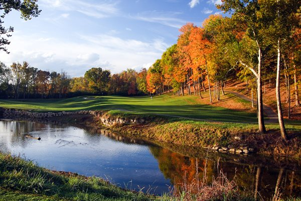 Valhalla Golf Club, Louisville, Kentucky 6th Hole Ryder Cup 2008 Venue