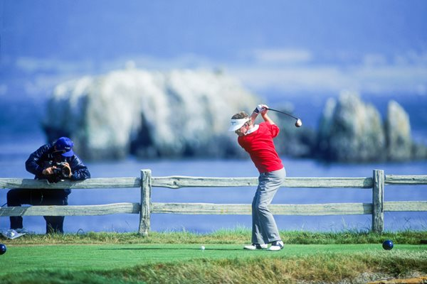 Tom Kite US Open Champion Pebble Beach 1992