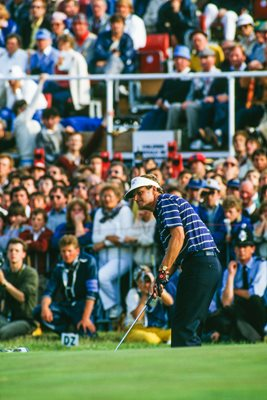 Sandy Lyle British Open Champion St George's Sandwich 1985