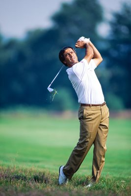 Seve Ballesteros European Open Walton Heath 1991
