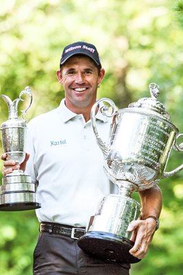 Padraig Harrington British Open & USPGA Champion 2008