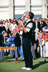 Nick Faldo British Open Champion St Andrews 1990 Prints