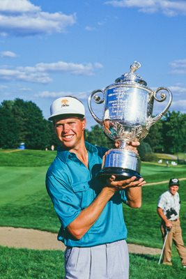 Bob Tway USPGA Champion Inverness Ohio 1986