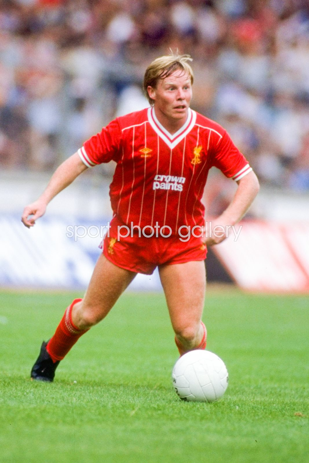 Sammy Lee Liverpool 1984