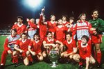 Liverpool European Cup Champions Rome 1984 Prints