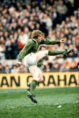 Ollie Campbell Ireland Dublin 5 Nations 1983
