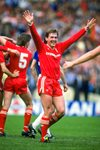 Kenny Dalglish Liverpool v Everton FA Cup Final 1986 Prints