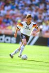 Lothar Matthaus Germany v Brazil 1993 Mounts
