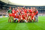 Liverpool FA Cup Winners Wembley 1986 Frames