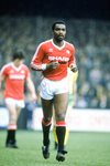 Laurie Cunningham Manchester United v Norwich 1983 Prints