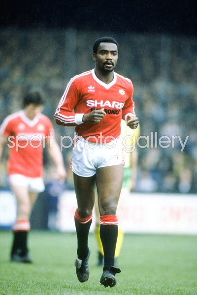 Laurie Cunningham Manchester United v Norwich 1983
