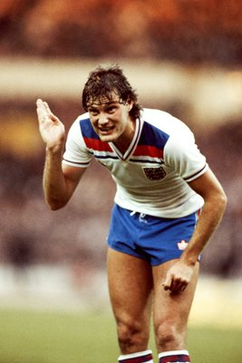 Glenn Hoddle England v Scotland Wembley 1983