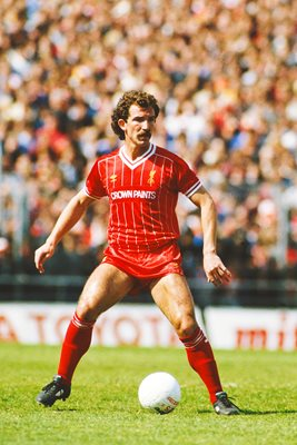 Graeme Souness Liverpool v Notts County Meadow Lane 1984