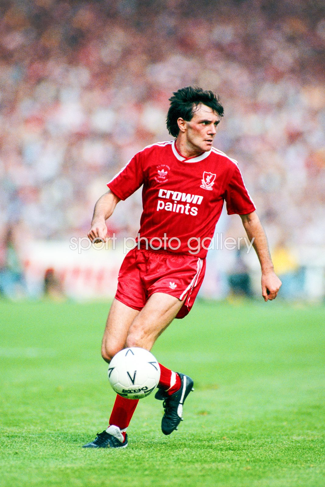 Ray Houghton Liverpool v Wimbledon FA Cup Final Wembley 1988