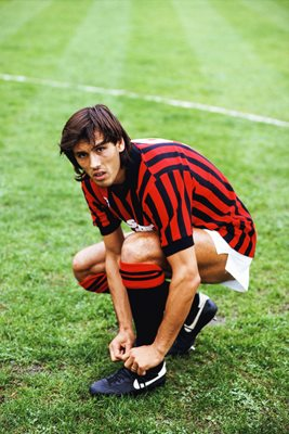 Mark Hateley AC Milan 1984