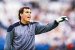 Peter Shilton England v Portugal World Cup 1986 Canvas