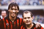 Mark Hateley & Ray Wilkins AC Milan Serie A 1984 Prints