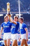 Gary Stevens & Trevor Steven Everton League Champions 1985 Canvas