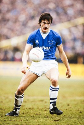 Derek Mountfield Everton 1984