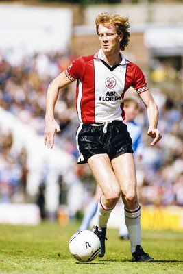 Mark Wright Southampton v Tottenham The Dell 1984