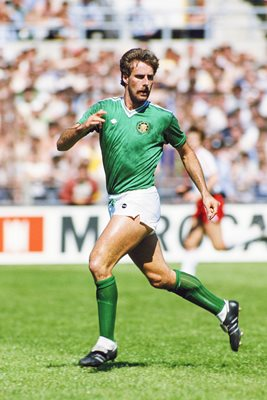 Mick McCarthy Republic of Ireland Dublin 1985