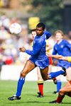 Paul Canoville Chelsea v Watford Vicarage Road 1985 Prints