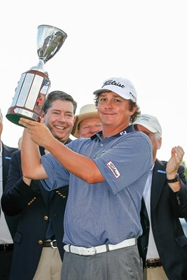 Jason Dufner wins at Zurich Classic