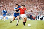 Kevin Moran Manchester United v Brighton 1983 FA Cup Final Mounts