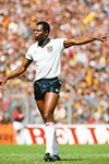 Luther Blissett England v Scotland Hampden Park 1984 Prints