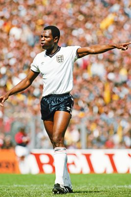 Luther Blissett England v Scotland Hampden Park 1984