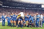 Wimbledon beat Liverpool FA Cup Final Wembley 1988 Prints