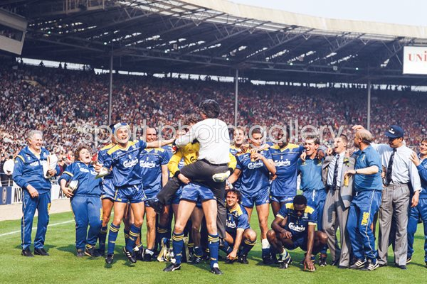 Wimbledon beat Liverpool FA Cup Final Wembley 1988