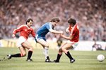 Jimmy Case Brighton v Wilkins & Robson Manchester United 1983 FA Cup Final Prints