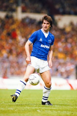 Kevin Ratcliffe Everton v Watford 1984 FA Cup Final