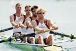 Great Britain coxless four World Cup 2012 Prints