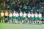 Republic of Ireland v Italy Rome World Cup 1990 Prints