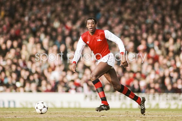 Chris Whyte Arsenal 1983